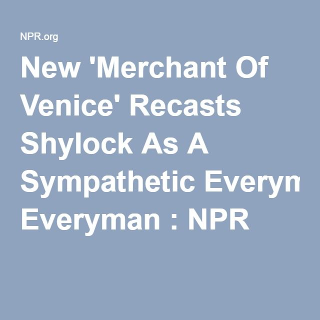 merchant of venice dehumanization of shylock Thinking to read the merchant of venice one more time when jessica, shylock's daughter, steals his fortune and leaves his home to marry lorenzo.