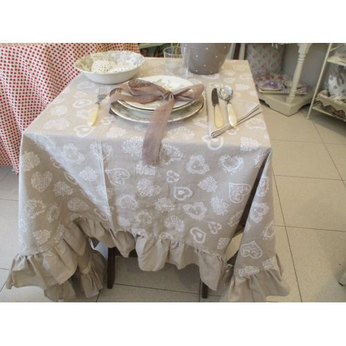 ... about tovaglie- tablecloths su Pinterest  Runner, Tovaglie e Stoffe