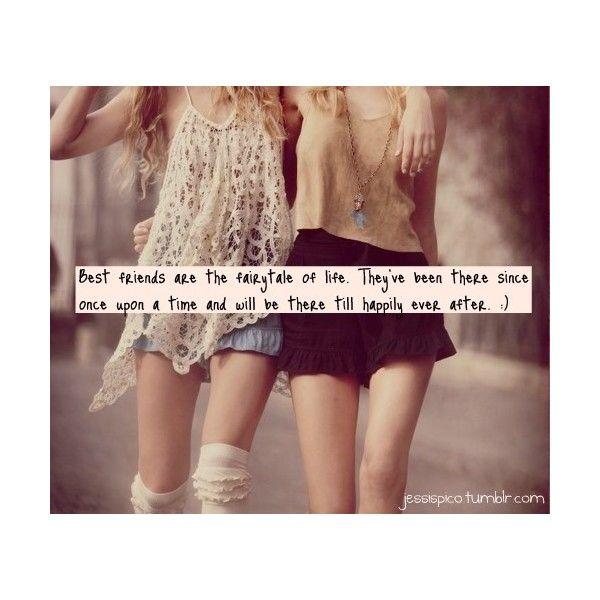 los mejores amigos son el cuento de hadas de la vida. han estado allí desde Érase una vez y estarán allí hasta el felices para siempre