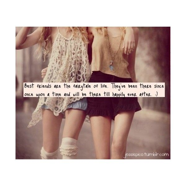 best friends   Tumblr found on Polyvore
