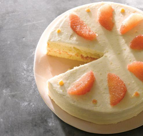 Brown Derby Grapefruit Cake by Valerie Gordon | LATimes Magazine