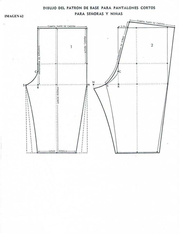 9 Dibujo Directo De Un Patron De Chaqueta Estilo Sastre Con Costuras Laterales Pantalones Para Ninos Patrones Gratis De Costura Patrones