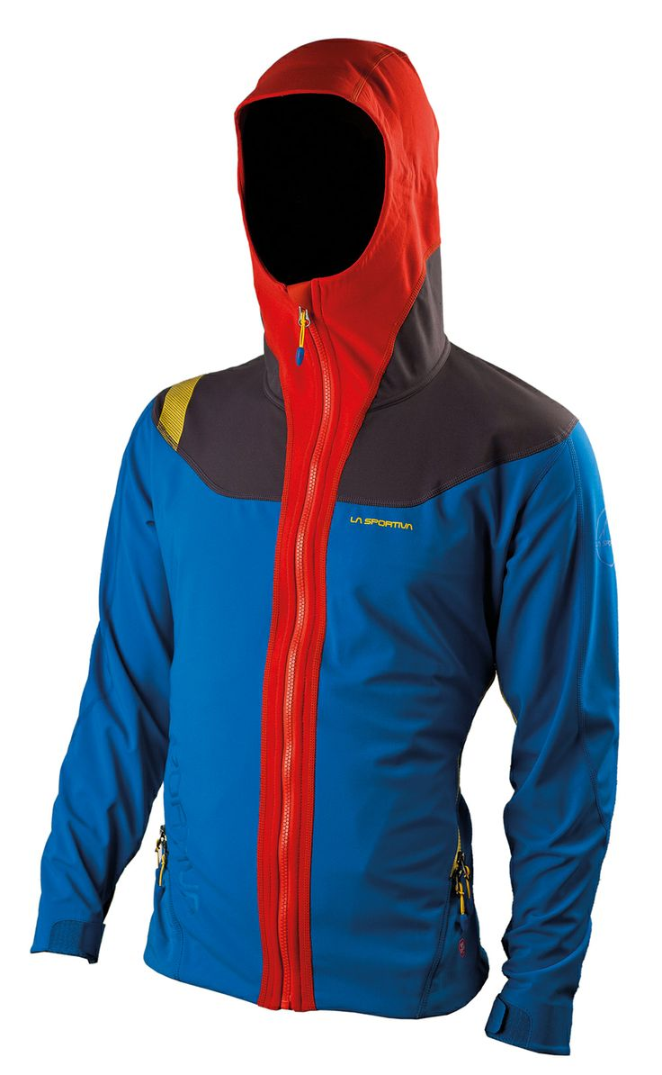 Adjuster Jacket is a versatile for all mountain use.