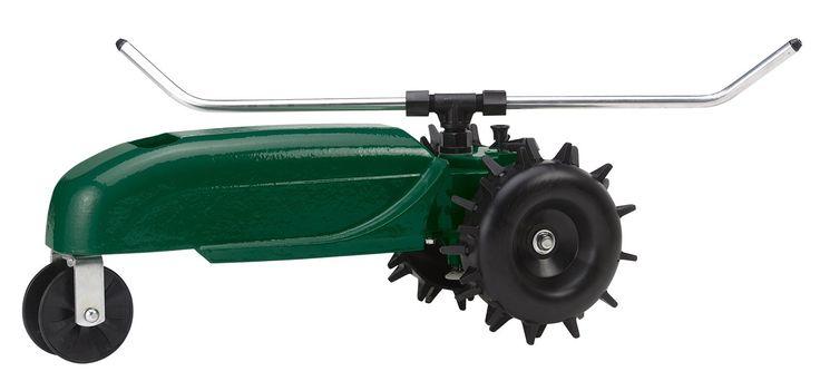 Orbit Travelling Tractor Sprinkler Heavy Duty Cast Iron FREE POST 96322 (19-140)