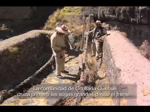 Q'eswachaka el último puente Inca (resumen)