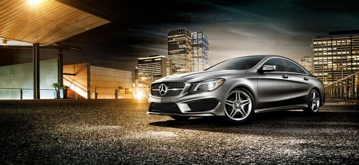 All new 2014 CLA