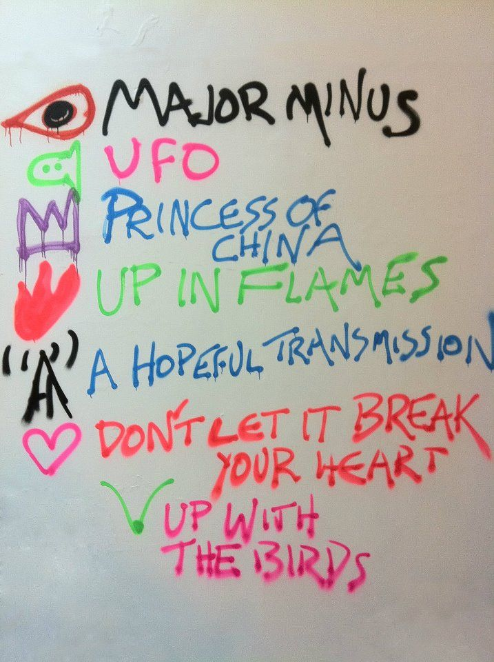 coldplay symbols and meanings