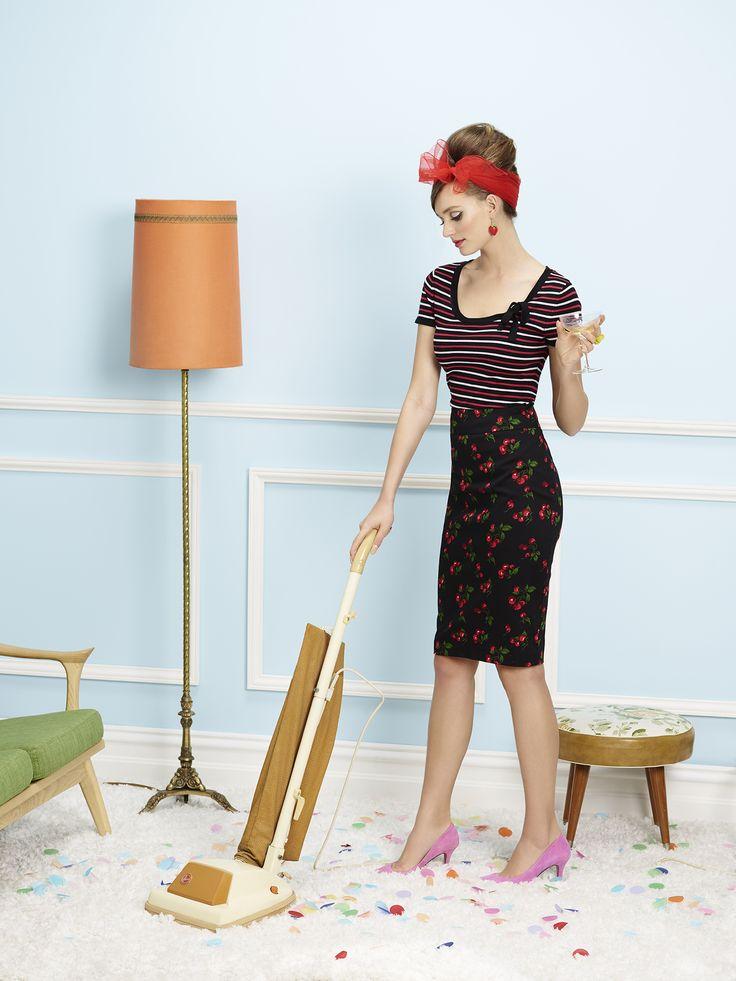 Jessie Top | Cherry Pie Skirt | Review Australia