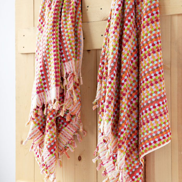 All Gifts - Turkish Beach Towels, set of 2