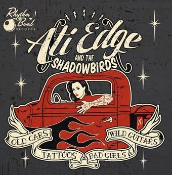 Old Cars, Tattoos, Bad Girls & Wild Guitar