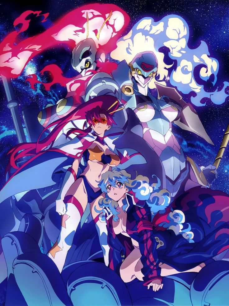 1000+ images about gurren lagan on Pinterest   To be