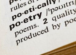 When it comes to poetry, there are more formal types than the casual reader may realize. There's definitely more to poetry than the rhyming sentiments in greeting cards, though many of those verses do adhere to one of these style forms.