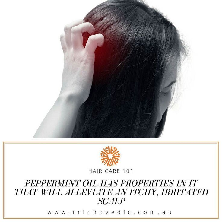 Our HairScalp range features the anti-inflammatory and properties of peppermint oil that soothes itchy scalp and keeps dandruff at bay.