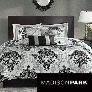 Madison Park Larissa 7 Piece Comforter Set By Madison Park