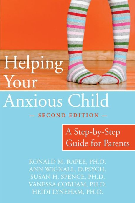 Helping Your Anxious Child 2nd Edition. Anxiety is alive and well in our schools and in our homes; it is time we all learn some basics for how to directly address this topic. This is an excellent starting place.  All of us have experienced anxiety, but few of us have been taught strategies to help manage it. This book is very helpful for teaching the lay person (parent or professional) about the core concepts of anxiety and strategies that can be used to help our students work through it.
