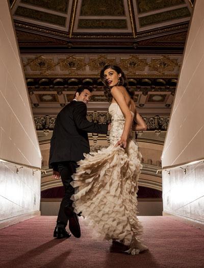A Night at the SD Symphony - San Diego Magazine - September 2012 #fashion - http://pinterest.com/judithburzell/