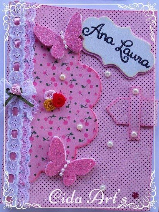 cuadernos decorados en eva