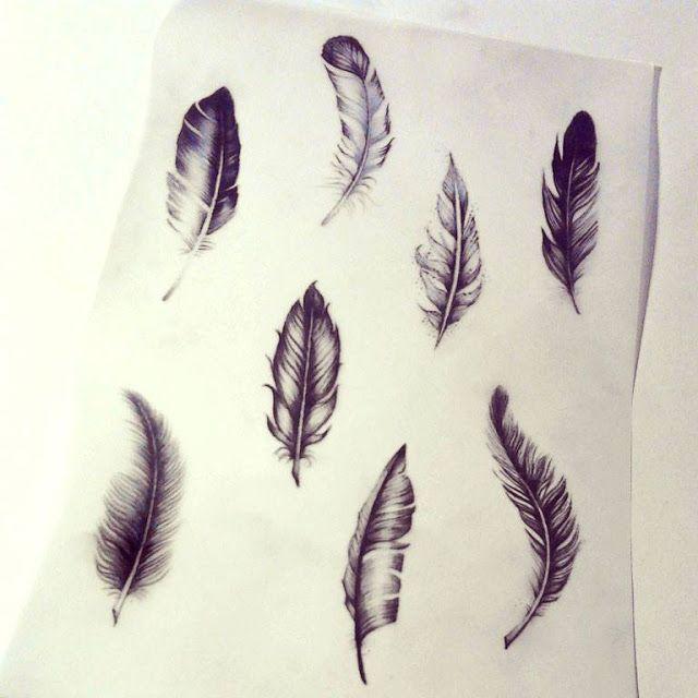 Tusz Pod Skórą: Symbolika pióra w tatuażu