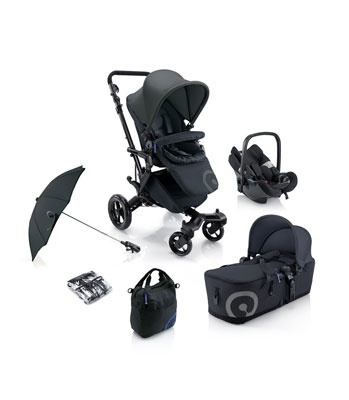 Buy your Concord Neo Mobility - Black from Kiddicare Baby Prams| Online baby shop | Nursery Equipment