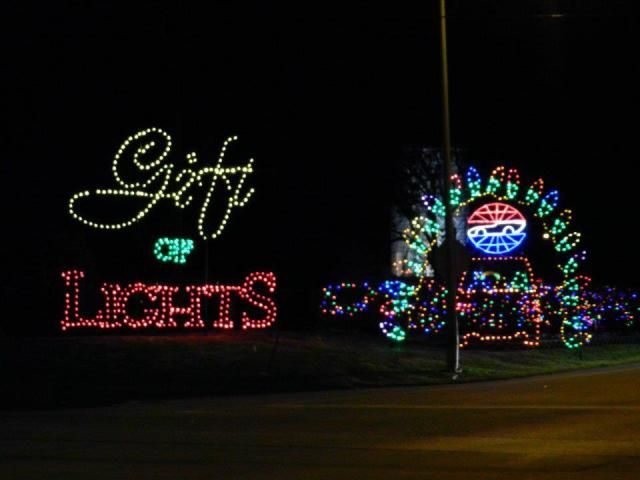43 best forth worth images on pinterest forts castles for Gift of lights texas motor speedway