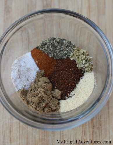 ... on Pinterest | Spice mixes, Homemade spices and Seasoning mixes