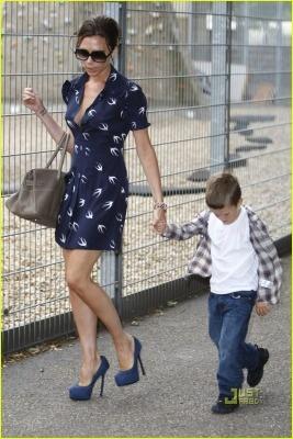 Victoria Beckham - Fiercest Celeb Moms