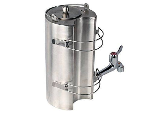 Portable Military Camping Wood Cooking Ice Fishing Cook Stove Tent Heater With Water Kettle Teapot