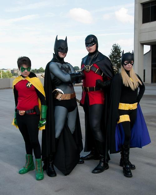 The Heroes Gotham Deserves