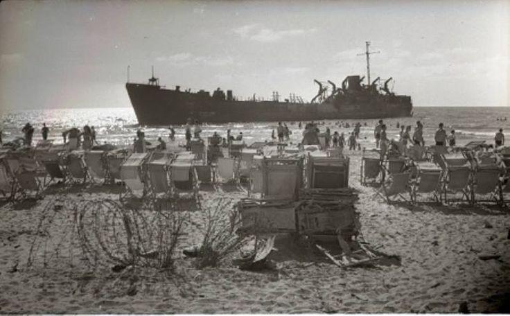 אלטלנה ליפני ההפצצה 1948