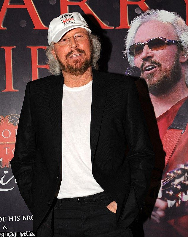Barry Gibb Bee Gees Married   Brave: Barry Gibb, pictured in Australia in February, reveals his ...