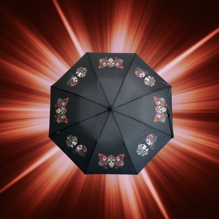Wind-resistant Umbrellas By Popular Contemporary Artists | Bored Panda