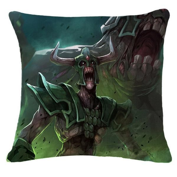 Dota 2  Undying Pillow Case