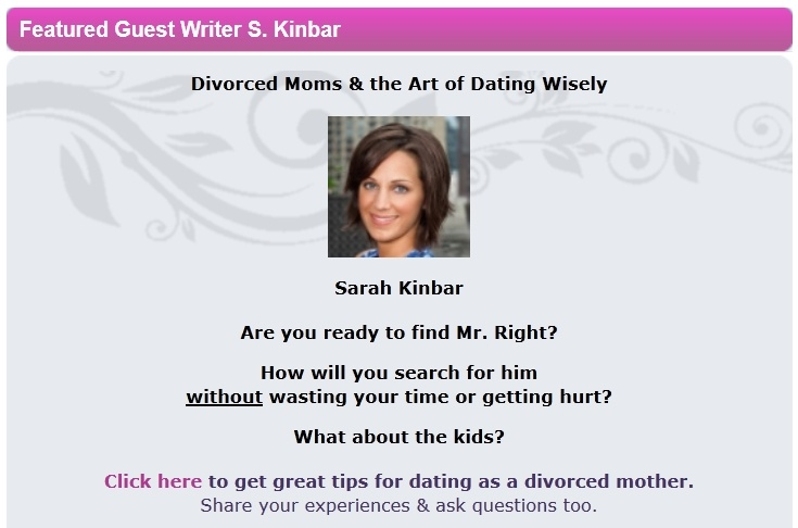 Sites for dating when you are divorced