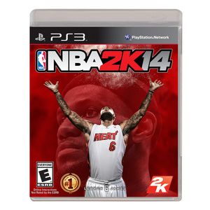 NBA 2K14 for PS3  Release date 10/1/13 pre-order now!