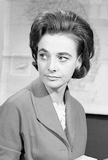 Jacqueline Hill (Barbara and Lexa in Meglos) 1929 - 1993