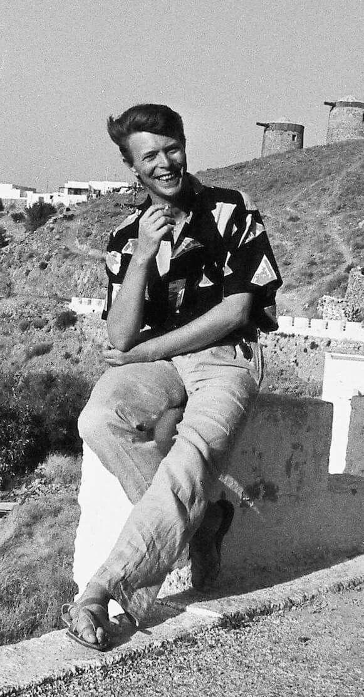 David in Patmos Greece