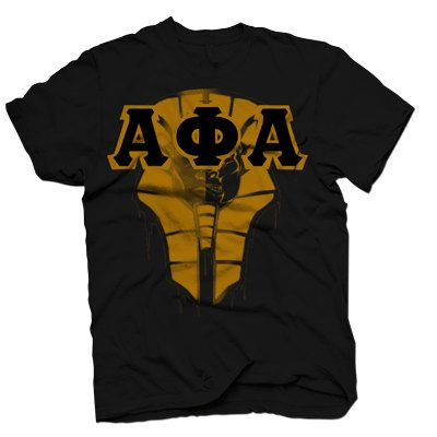 Alpha Phi Alpha Mascot by DeferenceClothing on Etsy