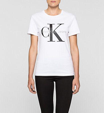 Logo T-shirt Women | Calvin Klein® Europe