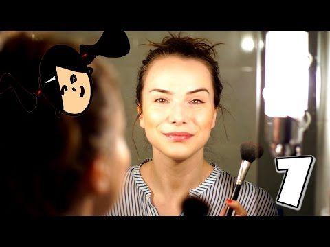 Tydzień z Radzką MÓJ CODZIENNY MAKIJAŻ :-) - YouTube