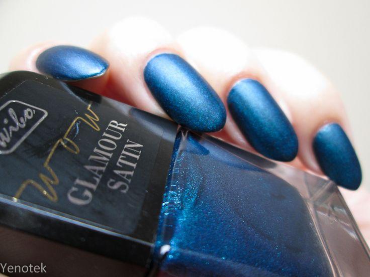 Wibo Glamour Satin nr 2 :)   www.yenotek.wordpress.com