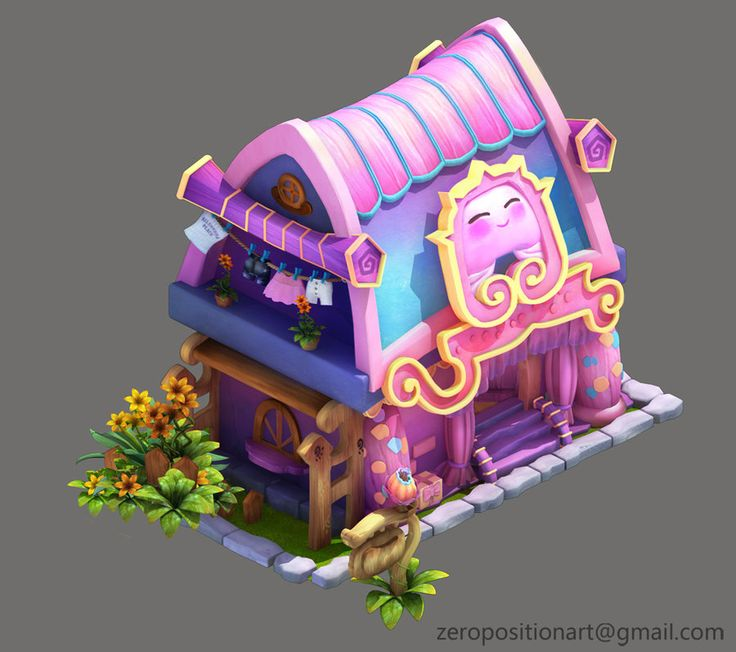 Lovely hut by ~Zero-Position-Art on deviantART