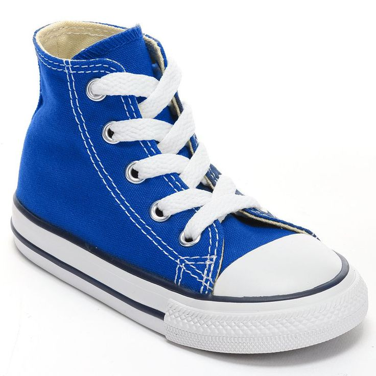 Baby / Toddler Converse Chuck Taylor All Star High-Top Sneakers, Boy's, Size: 10 T, Brt Blue