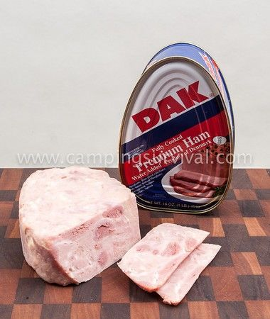 DAK Canned Ham - 16 oz. CanOnly $4.28*Price subject to change without notice.