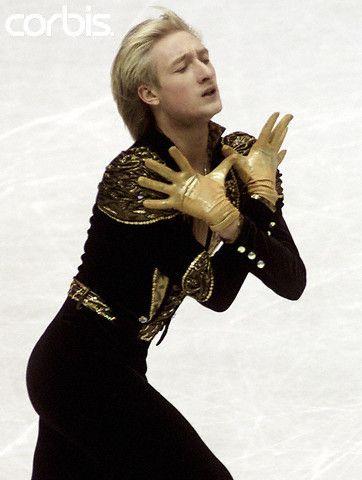 Evgeni Plushenko  Euro 2001, qualifying round