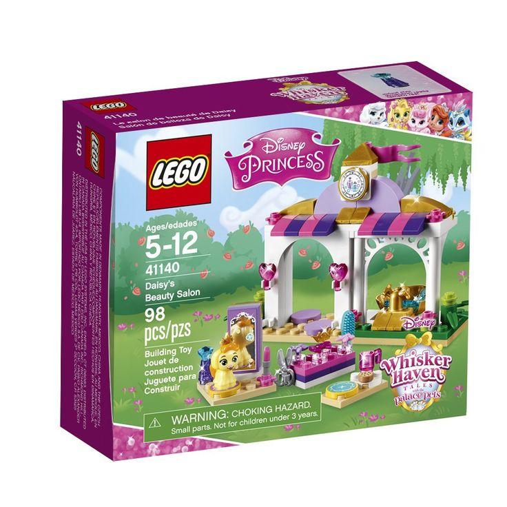 Amazon.com: LEGO Disney Princess Daisy's Beauty Salon 41140: Toys & Games