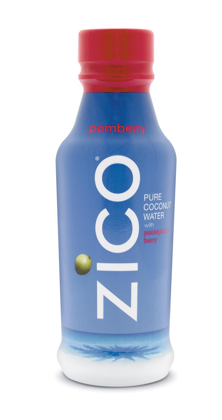 ZICO coconut water love this flavor
