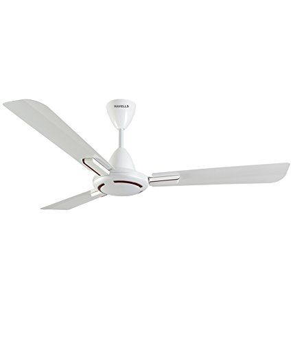 Havells Ambrose 1200mm Ceiling Fan (Pearl White Wood)