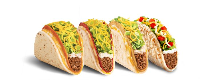 Our Gorditas: Beef Gordita Supreme & Cheesy Gordita Crunch | Taco Bell