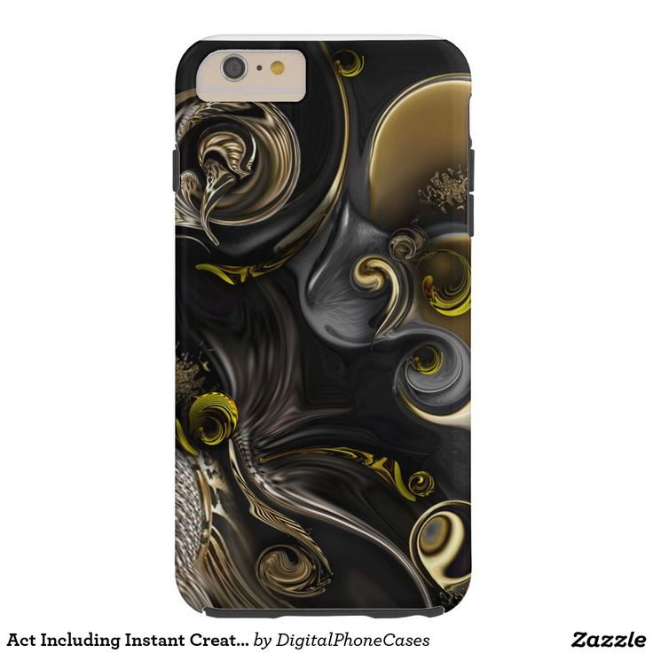 Act Including Instant Creation, iPhone 6/6s  Case