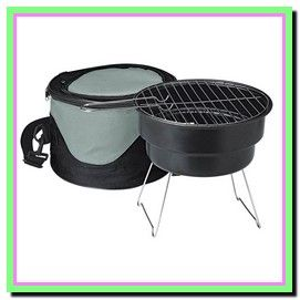 2 In-One Braai with Cooler Bag